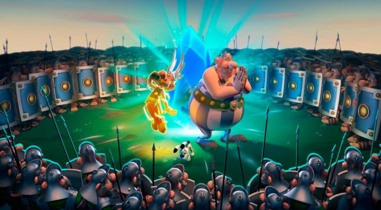 Imagen de Astérix y Obélix XXL3: El Menhir de Cristal presenta su tráiler de lanzamiento