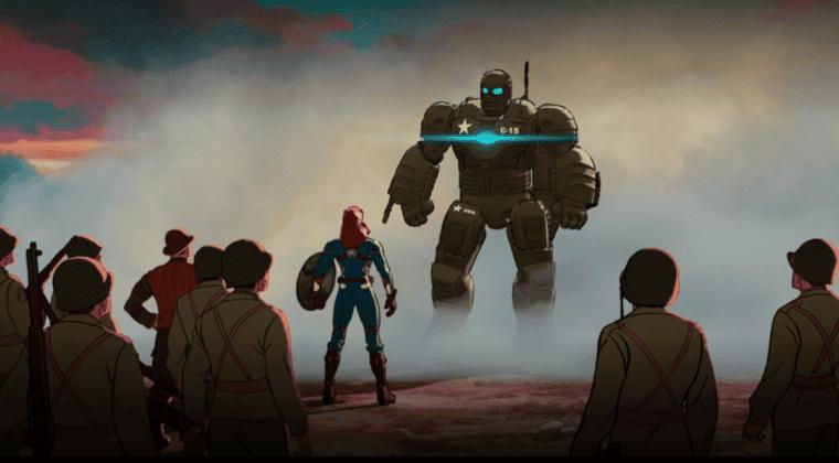 Imagen de What If...?, la serie de Marvel para Disney+, ya está trabajando en la segunda temporada