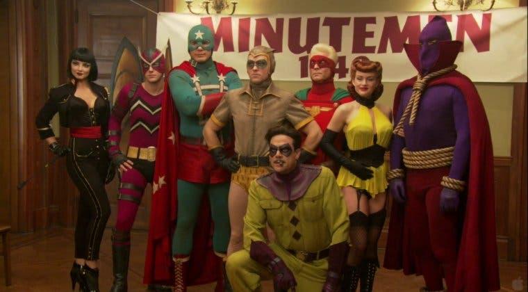 Imagen de Primera imagen de los Minutemen en el Watchmen de HBO