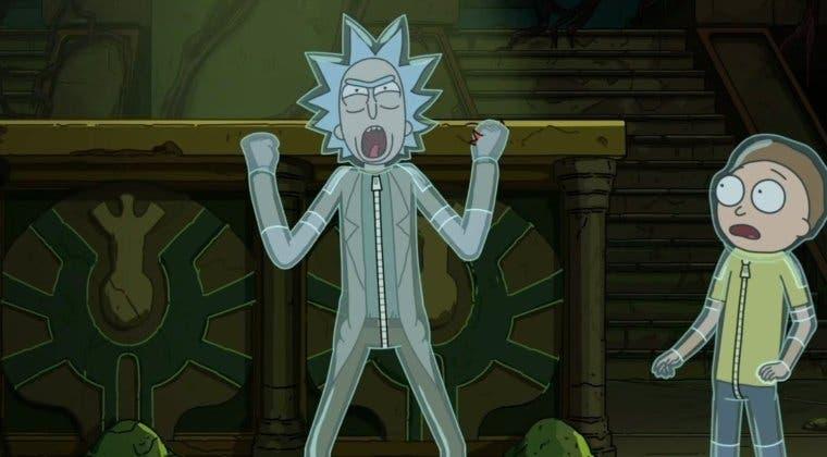 Imagen de Retraso: horario y dónde ver online el episodio 4x04 de Rick y Morty