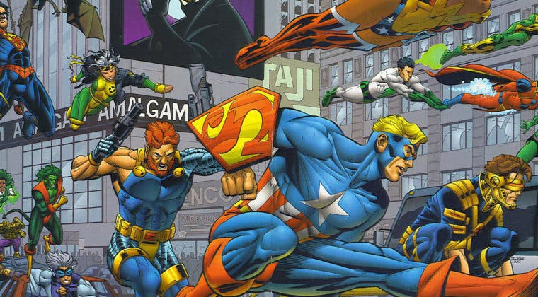 Imagen de James Gunn apuesta por un crossover entre Marvel y DC