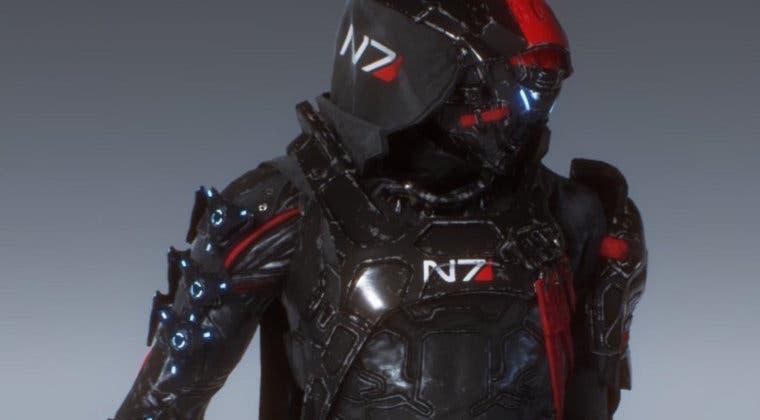 Imagen de Anthem festeja el Día N7 con nuevas skins temáticas de Mass Effect