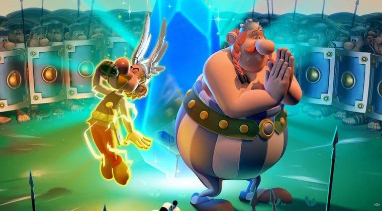 Imagen de Análisis Astérix y Obélix XXL3: The Crystal Menhir