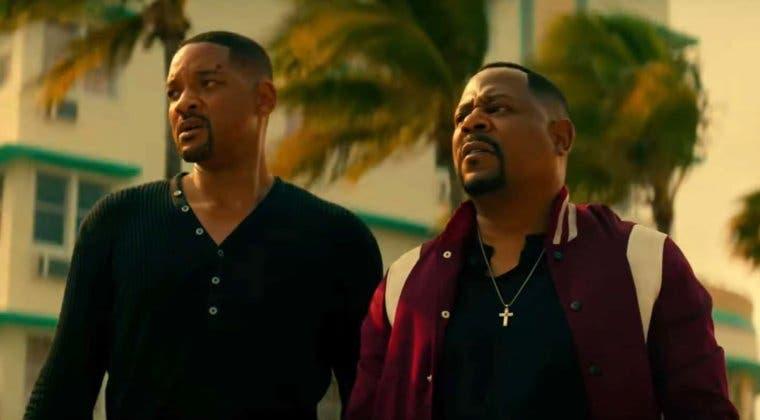 Imagen de Bad Boys for Life, tercera parte de Dos Policías Rebeldes, camino de ser un gran éxito