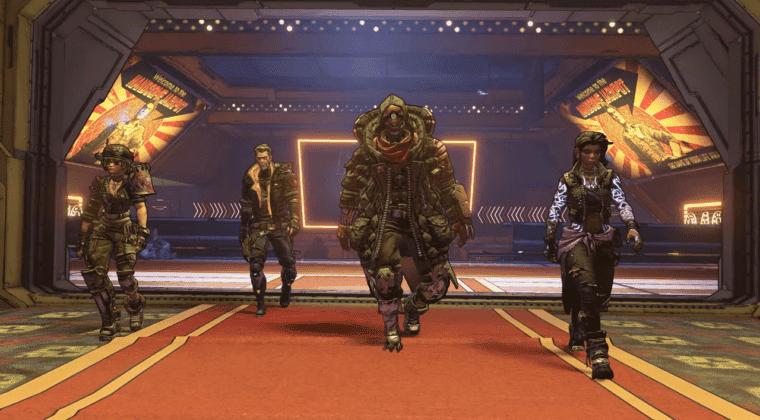 Imagen de Borderlands 3 revela la fecha de lanzamiento de su primera gran expansión