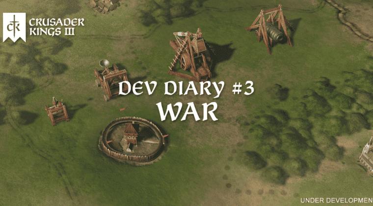 Imagen de Llega un nuevo diario de desarrollo de Crusader Kings 3