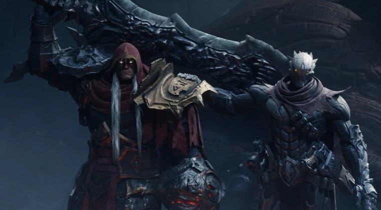 Imagen de Darksiders Genesis exhibe los primeros minutos de su aventura en un gameplay