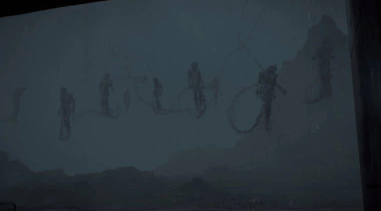 Imagen de Un jugador de Dreams recrea los EVs de Death Stranding de forma jugable