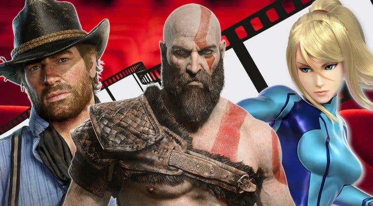 Imagen de 10 videojuegos a cine: de God of War a The Last of Us