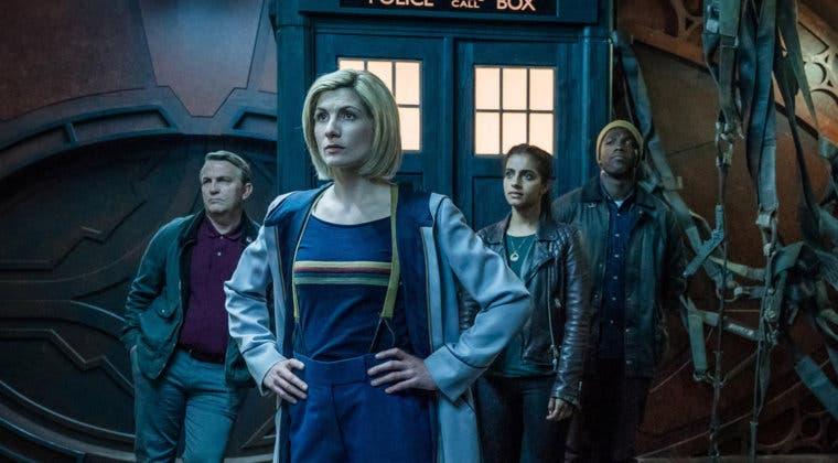 Imagen de Doctor Who salta al vacío en el nuevo tráiler de su temporada 12