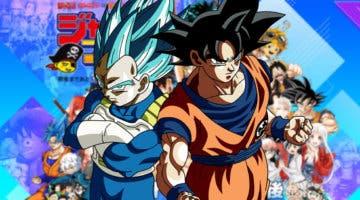 Imagen de ¿Se anunciará el regreso de Dragon Ball Super en la Jump Festa?
