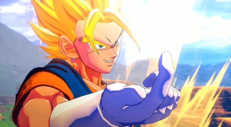 Imagen de Dragon Ball Z: Kakarot luce a Vegetto, Gotenks y Kid Buu en nuevas capturas