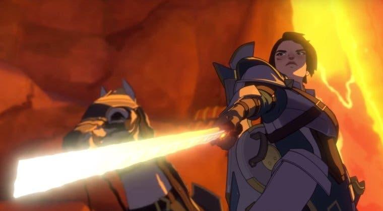 Imagen de El tráiler de la tercera temporada de El príncipe Dragón promete un sinfin de batallas