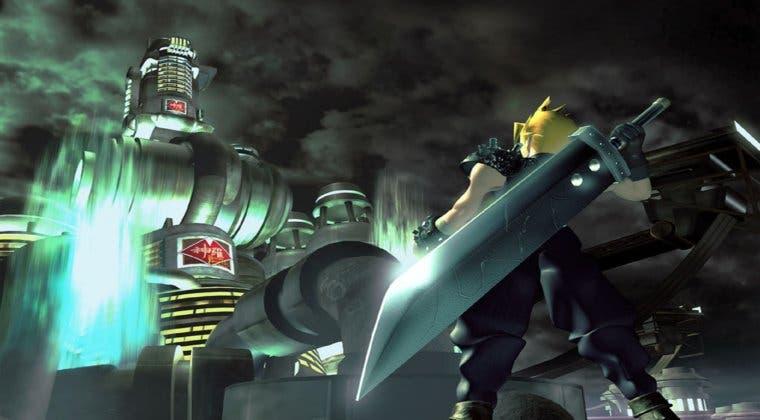 Imagen de Recrean Final Fantasy VII con un mod para Fallout 4