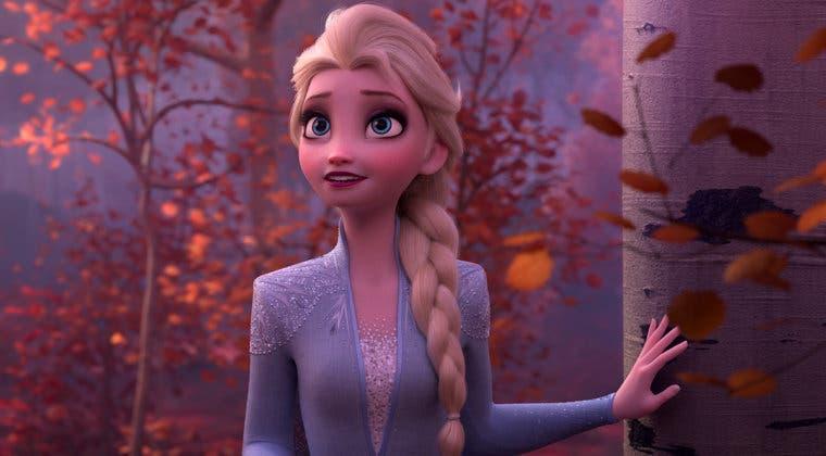 Imagen de Frozen 2 congela la taquilla  a base de récords