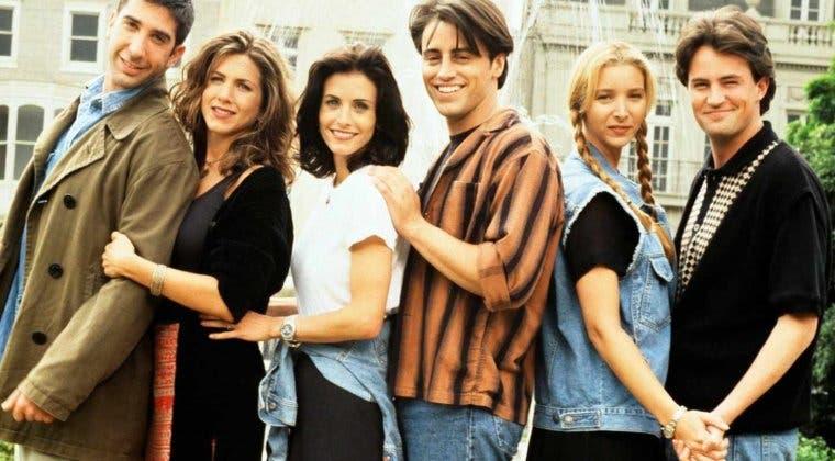 Imagen de Friends volverá por su 25 aniversario con un especial en HBO Max