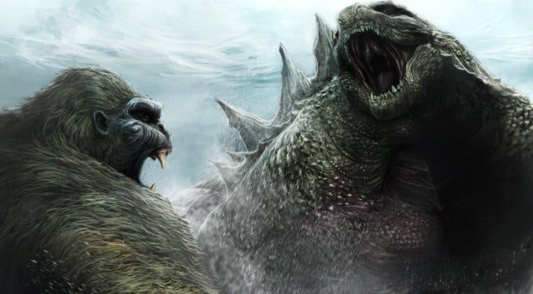 Imagen de Godzilla vs Kong gusta al público en su primera proyección