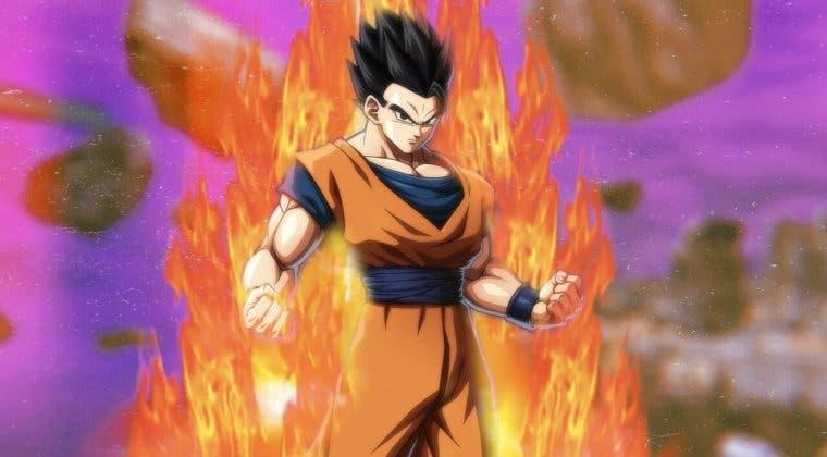Imagen de Así sería Gohan God si hubiera alcanzado la transformación en Dragon Ball Super