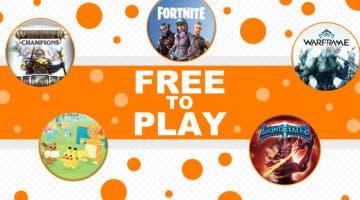 Imagen de Estos son todos los juegos gratuitos o free to play de Nintendo Switch
