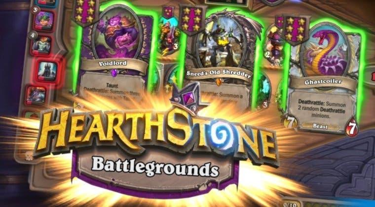Imagen de Hearthstone Battlegrounds se actualiza; suma nuevos héroes y elimina otros