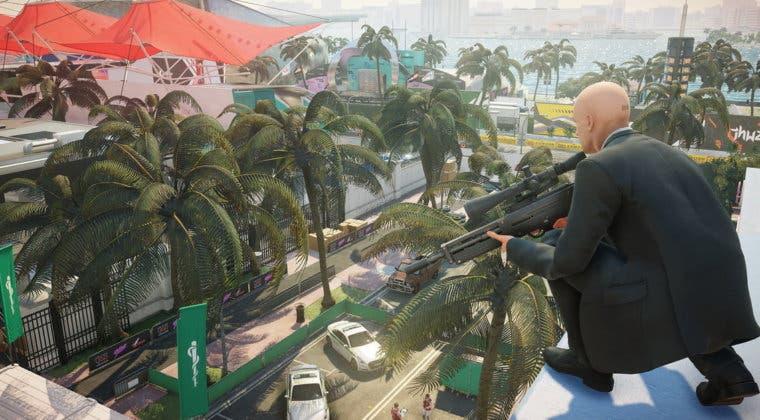 Imagen de IO Interactive da a conocer la hoja de ruta de noviembre de Hitman 2