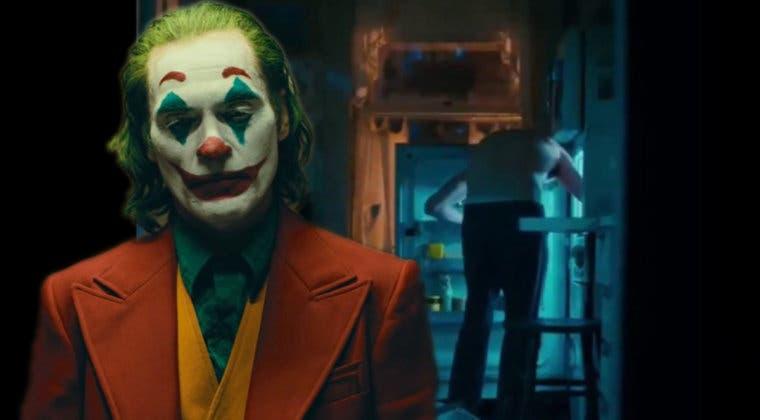 Imagen de La escena de la nevera de Joker fue improvisada