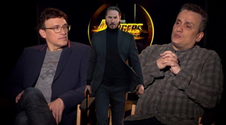 Imagen de Los hermanos Russo todavía tardarán en llevar a Keanu Reeves a Netflix