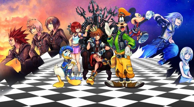 Imagen de Xbox One recibirá estos juegos de la saga Kingdom Hearts en 2020