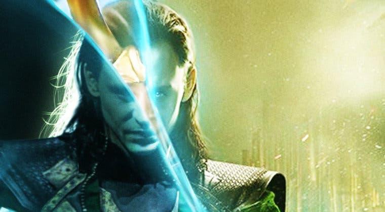 Imagen de Este póster fanart de Loki está enamorando a los seguidores de Marvel