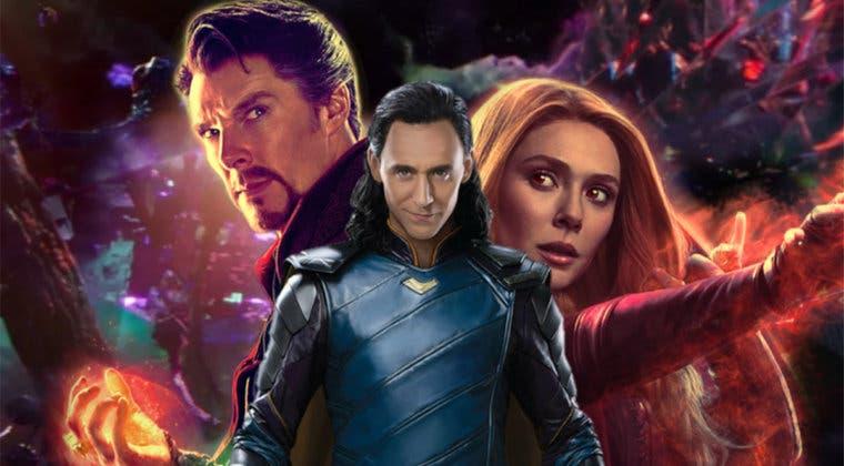 Imagen de Loki estará conectado con Doctor Strange in the Multiverse of Madness