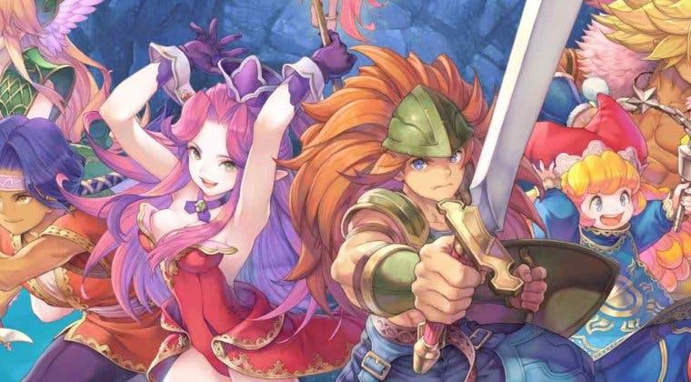Imagen de Así funcionan las clases del remake de Trials of Mana