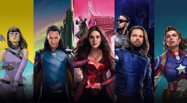 Imagen de Para entender la Fase 4 de Marvel habrá que pasar por Disney+