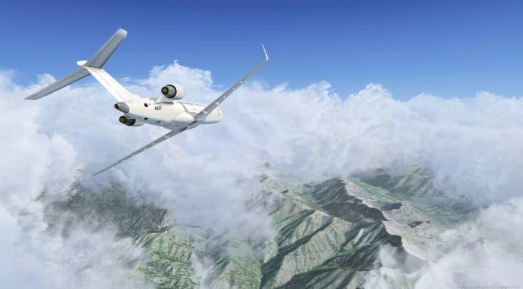 Imagen de Microsoft Flight Simulator comparte su hoja de ruta con el contenido que irán mostrando
