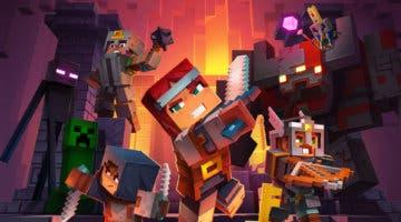 Imagen de Minecraft Dungeons revela su fecha aproximada de lanzamiento