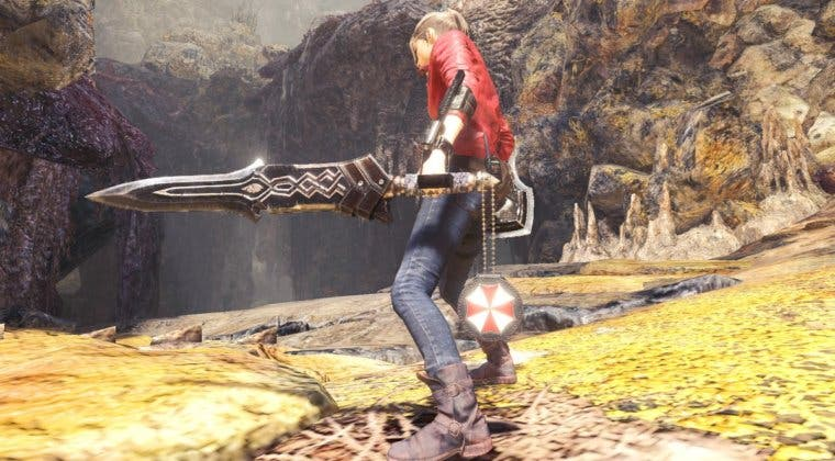 Imagen de Monster Hunter World: Iceborne dará comienzo a su colaboración con Resident Evil dentro de muy poco