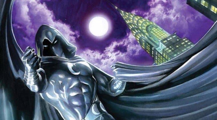 Imagen de Moon Knight sabrá a Cuatro Fantásticos, Death Note y The Umbrella Academy