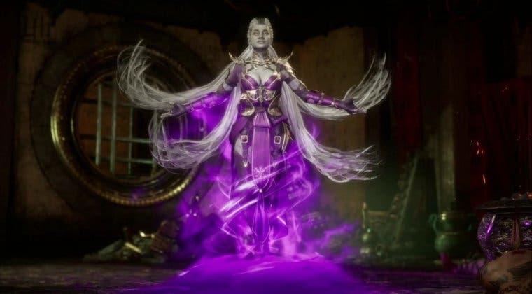 Imagen de El Early Access de Sindel en Mortal Kombat 11 ya se encuentra disponible