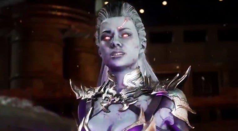 Imagen de NetherRealm comparte el primer gameplay de Sindel en Mortal Kombat 11