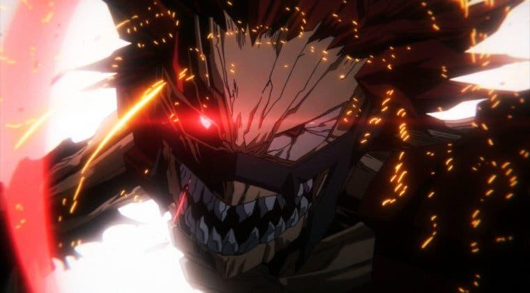 Imagen de Crítica My Hero Academia 4x05: Kirishima explota