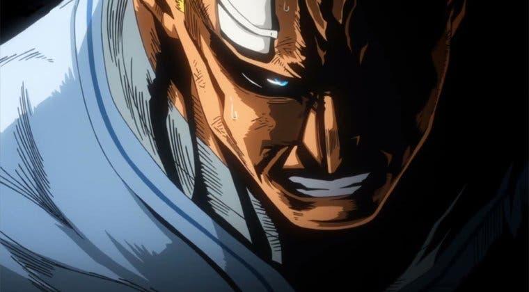 Imagen de My Hero Academia 4x04: ni All Might puede contra este enemigo