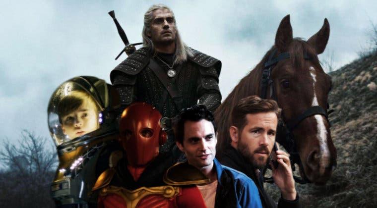 Imagen de Estas son todas las series y películas que llegan a Netflix España en diciembre