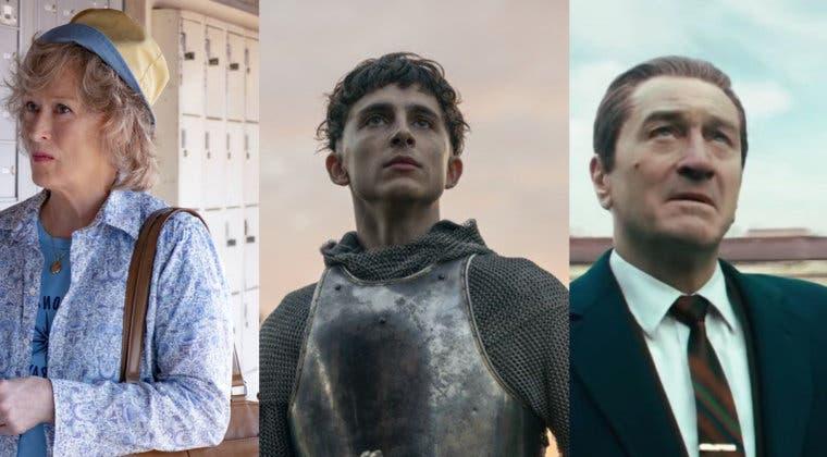 Imagen de De El Irlandés a The King: recaudación en España de las películas Netflix