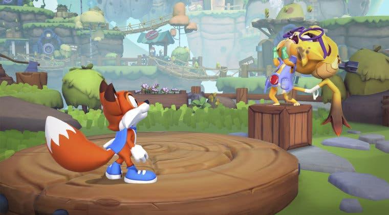 Imagen de New Super Lucky's Tale celebra su lanzamiento en Nintendo Switch con un nuevo tráiler