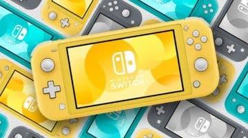 Imagen de La funda oficial de Nintendo Switch Lite fecha su lanzamiento en Occidente