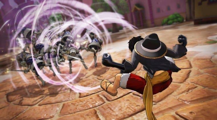 Imagen de Confirmada la carátula de One Piece: Pirate Warriors 4