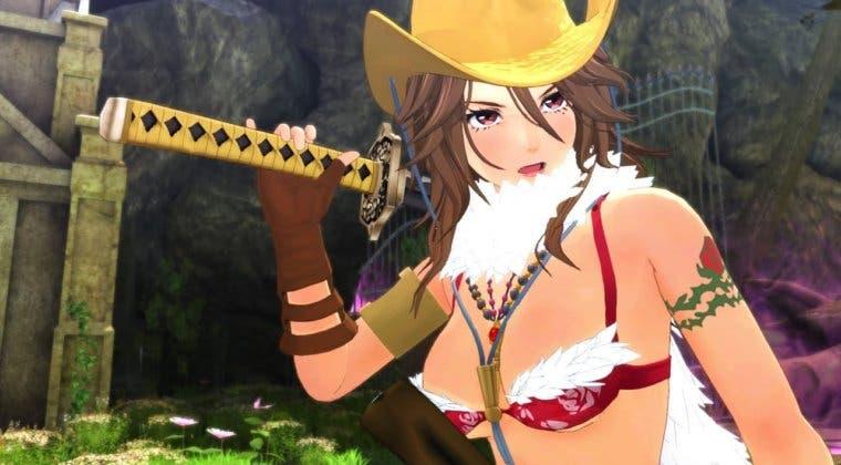 Imagen de Nuevo tráiler de Onechanbara Origins presenta más personajes