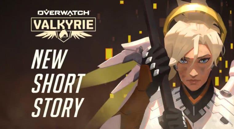 Imagen de Un nuevo relato de Blizzard sugiere un cambio en Mercy en Overwatch 2