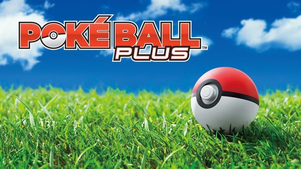 Pokémon Espada y Escudo Pokéball Plus