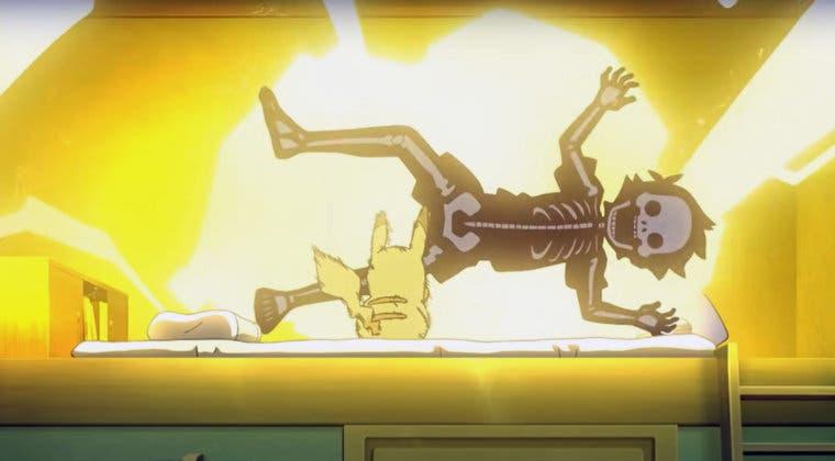Imagen de Ash y Pikachu echan chispas en el nuevo anime de Pokémon