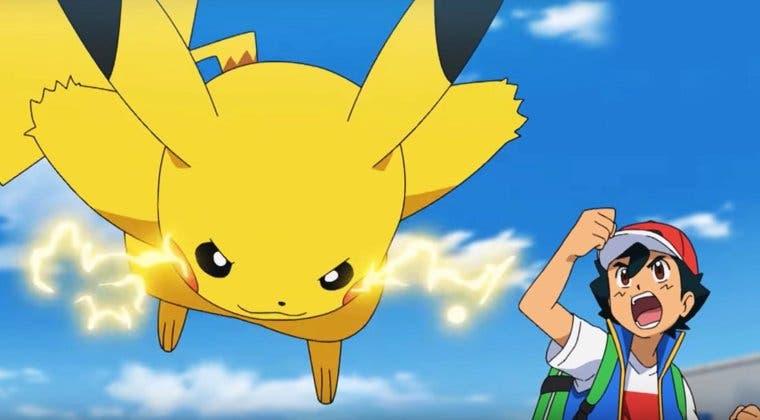 Imagen de Pokémon: Ash y Pikachu pasan a la acción en el tráiler final del nuevo anime